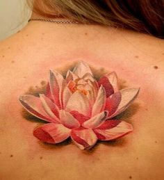 Tattoo lotus colour water lilies 50 New Ideas Up Tattoos, Arrow Tattoos, Great Tattoos, Trendy Tattoos, Rose Tattoos, Body Art Tattoos, Awesome Tattoos, Water Lily Tattoos, Lily Flower Tattoos