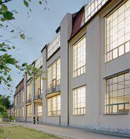 DLW Linoleum Referenzen - Hauptgebäude Bauhaus-Universität Weimar - Armstrong