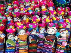 Muñecas de Chiapas
