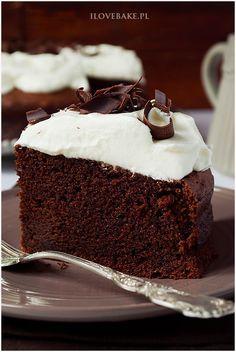 Ciasto z buraków ilovebake.pl #chocolate