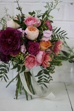 Bouquet by Zinnia Floral Designs