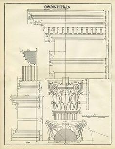 Printable Architecture Diagram - The Graphics Fairy