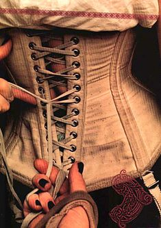 Who doesn't love a corset?!?