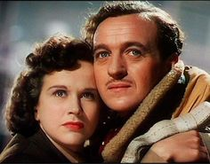 A Matter of Life and Death, aka Stairway to Heaven Directed by Michael Powell and Emeric Pressburger and starring David Niven and Kim Hunter. Best Romantic Movies, Kim Hunter, David Niven, Alec Guinness, Between Two Worlds, Star David, Star Wars, Life And Death, Actresses
