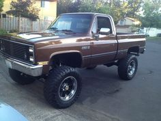 Lifted k10 on 37s   Cars trucks and jeeps   Pinterest   The o'jays ...