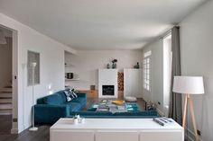 Réalisé par l'agence d'architecture Chabaud Architecte Rénovation maison  Retrouvez la fiche sur Archidvisor