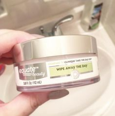 Nouveau Cheap: New Walmart Equate Dupe for Clinique Take the Day Off Cleansing Balm (and More) - chrySSa beauty Skincare Dupes, Beauty Dupes, Beauty Hacks, Drugstore Beauty, Small Pimples, Get Rid Of Blackheads, Walmart, Clinique, Grow Hair