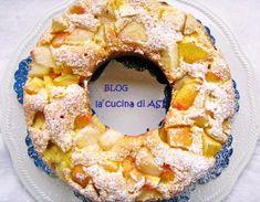 Italian Cake, Italian Desserts, Italian Recipes, Sweet Recipes, Real Food Recipes, Cake Recipes, Cooking Recipes, My Favorite Food, Favorite Recipes