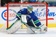 Roberto Luongo (Canada) / Vancouver Canucks.