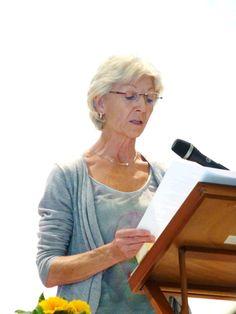 Vizepräsidentin Doris Spirgi eröffnet offiziell die GV und übernimmt die Geschäfte
