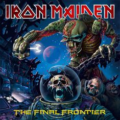 Iron Maiden-The Final Frontier....Awesomness!