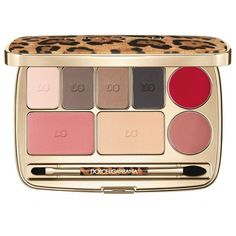 Dolce & Gabbana Makeup Beauty Voyage Make-Up Essential Palette (615 ILS) ❤ liked on Polyvore featuring beauty products, makeup, beauty, dolce gabbana makeup, dolce&gabbana, palette makeup and dolce gabbana cosmetics