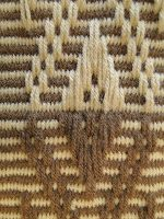 Los tejidos - Técnica mapuche Inkle Weaving, Inkle Loom, Hand Weaving, Tear, Weaving Patterns, Weaving Techniques, Fiber Art, Band, Macrame