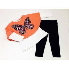 Plt Girls Kelebek Kız Çocuk Takımı 28,95 TL ile n11.com'da! Pretty Ruffle Elbise