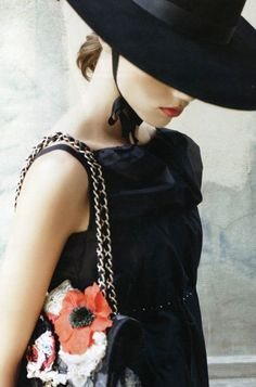 Freja Beha by Karl Lagerfeld for Chanel | Keep the Glamour | BeStayBeautiful
