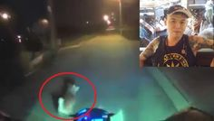Punish Fujian Maniac For Running Over A Dog With His Motorcycle While Recording The Ordeal! | PetitionHub.org