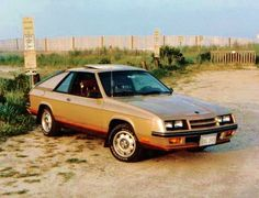1984 Plymouth Turismo 2.2... custom ordered new in 1984.