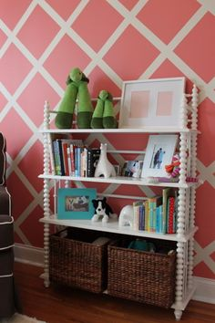 Pretty in Pink Nursery | Project Nursery