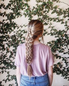 four-stranded braids are the way to go