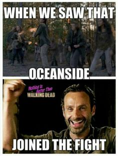 the walking dead before and after this is us every single