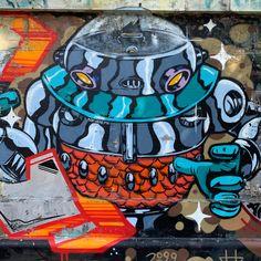 Graffiti Art, 360 Grad Foto, Street Photo, Spiderman, Ebooks, Superhero, Fictional Characters, Pictures, Tourism