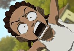 The Boondocks GIF - Find & Share on GIPHY