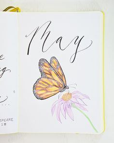 Hello May! Download as a Free printable @ sheenaofthejournal.com!