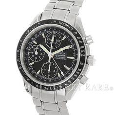 オメガ スピードマスター デイデイト トリプルカレンダー 3220.50 OMEGA 腕時計