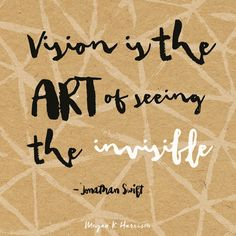 Vision holds the key to your dreams. #motivation #vision #smallbiz #entrepreneur #mondaymotivation #mkh