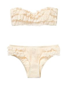 Juicy Couture; Such a cute bathing suit. If only I had the body for this!