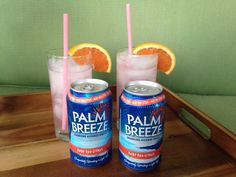 Palm Breeze– Summer Glasses of Sunshine {Sponsored} | Blair Blogs #vacayeveryday #clevergirls @drinkpalmbreeze