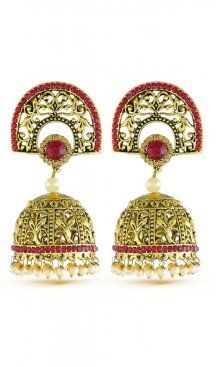 Best pair of earrings in trendy designs single stone earrings single stone earrings blue sapphire earrings for women online in india. Sapphire Earrings, Stone Earrings, Women's Earrings, Crochet Earrings, Pearl Cream, Diamond Design, Anklets, Indian Jewelry, Fashion Earrings