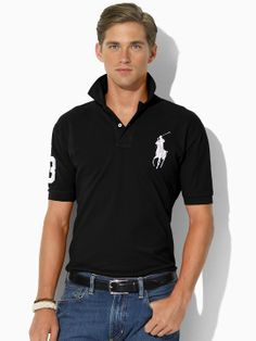 41b07a265b1a Polo Ralph Lauren Classic Fit Polo. Buy direct on the U.S. web store