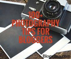 As bloggers we know how important it is to have quality images in our posts. Sure there are lots of places to find free images (we have a great post on that), but you could make your blog even MORE fun, but taking your own photos. They're specific to you and YOUR blog!  Plus, it might be ki