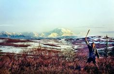 Chris Mccandless shows his true colors towards the wild. Alex Supertramp, Wild Quotes, Outside Magazine, Joy Of Life, Pilgrimage, The Great Outdoors, Wilderness, Places To See, Alaska