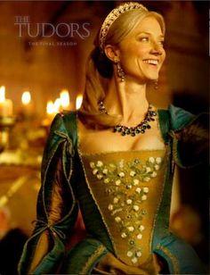 Catherine Parr, The Tudors.