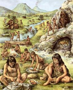 In the beginning, there was vinyl. and there will always be vinyl! Ancient Art, Ancient History, Vinyl Music, Vinyl Records, Paleolithic Period, Stone Age Art, Prehistoric World, Early Humans, Primitive Survival