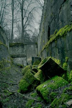 Abandoned places photography by Simonas Šileika