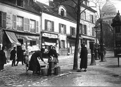 place du Tertre - Paris 18e