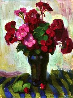 bofransson:  Geraniums Luvena Vysekal