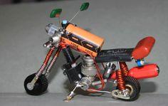 Funny Bike Model (Electronic Davidson)