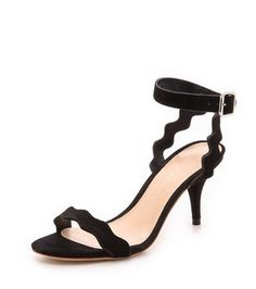 reina ankle strap sandals / loeffler randall
