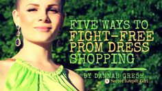 This is a great article by Dannah Gresh with practical tips for finding a classy prom dress, regardless of your budget. I'm taking notes!    **Recommended by LifeLoveandGod.com**    #prom #classynottrashy #formals #modest #dresses