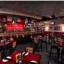 Doubletree Hotel Tampa Airport-westshore, Fl - Players Sports Pub, Bar Area Had a great 2 night getaway here. He was so sweet and their breakfast attendants were super sweet to us.