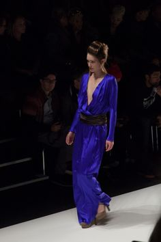 Mercedes-Benz Fashion Week Zoe Ona Show