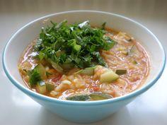 Een heerlijke Vegetarische soep! Indiase linzensoep