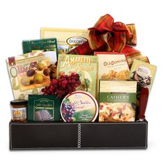 Sugar free holiday mix dear santa pinterest sugar free and alder creek picnic in wine country gift basket by alder creek gift baskets negle Images