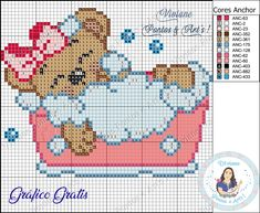 Free Cross Stitch Charts, Cross Stitch Heart, Cross Stitch Alphabet, Cross Stitch Animals, Cross Stitch Flowers, Cross Stitching, Cross Stitch Embroidery, Plastic Canvas Patterns, Christmas Cross