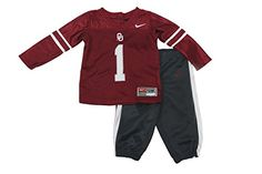 Nike Team NCAA Boys Oklahoma Sooners 2 Piece Sweatsuit Cardinal >>> Be sure to check out this awesome product.