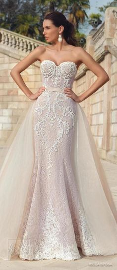 """373946f6d30 The Ricca Sposa Wedding Dress Collection 2018 """"Hola"""